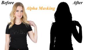 Alpha Masking
